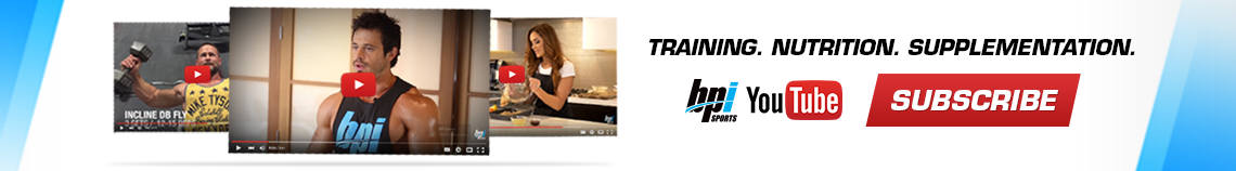 subscribe to BPI Sports YouTube channel