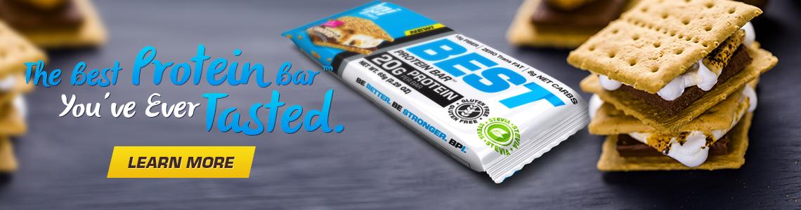 best protein bar