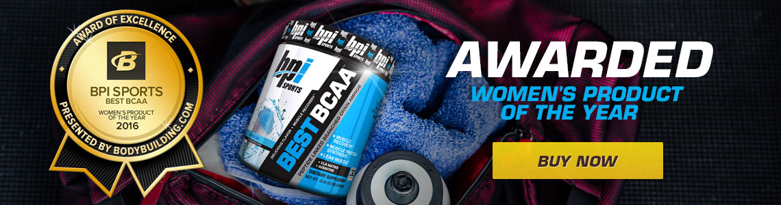 Best BCAA: Women's Product of the Year